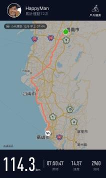 環島小米運動紀錄第4天00001