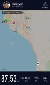 環島小米運動紀錄第5天00001