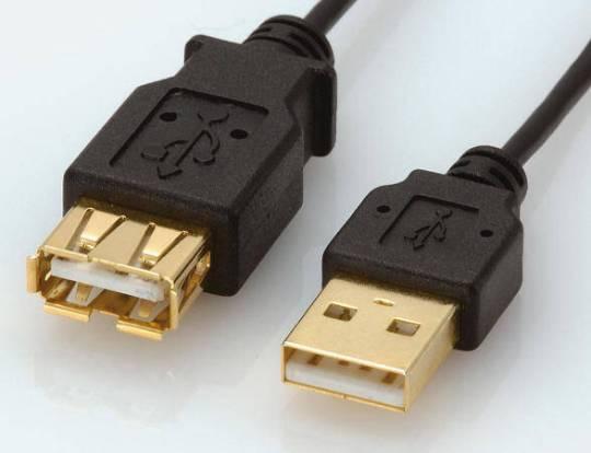 USB公母
