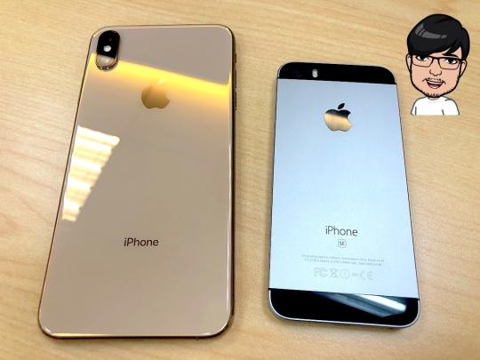 iPhone-XS-Max-iPhone-SE