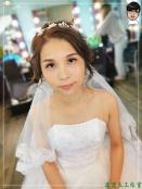 [婚禮] 外拍婚紗之妝髮13