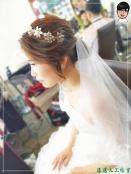 [婚禮] 外拍婚紗之妝髮16