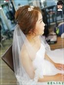 [婚禮] 外拍婚紗之妝髮17