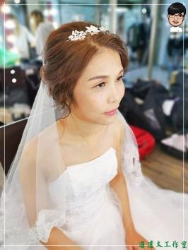 [婚禮] 外拍婚紗之妝髮18