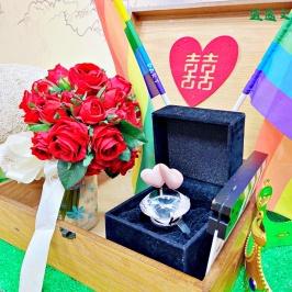 [婚禮] 新北中和結婚登記