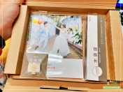 [婚禮] 婚紗木座桌曆1